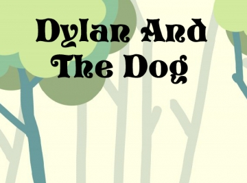 Dylan and the dog