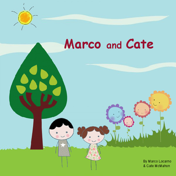 Cate and Marco
