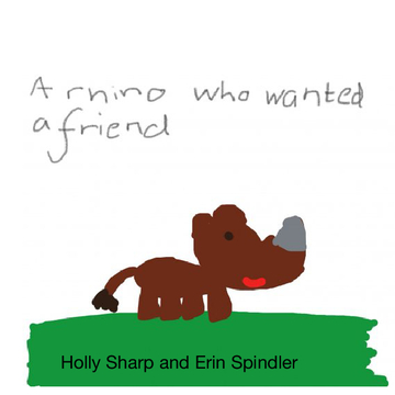 The rhino who wanted a friend