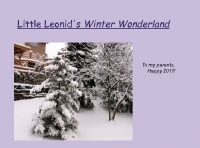 Little Leonid's Winter Wonderland