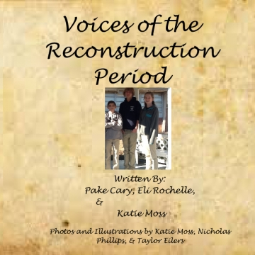 Voices of the Reconstruction
