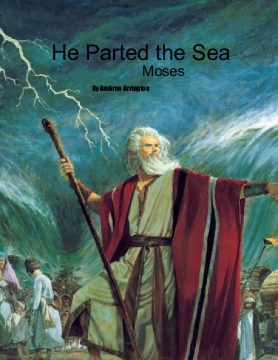 He parted the sea