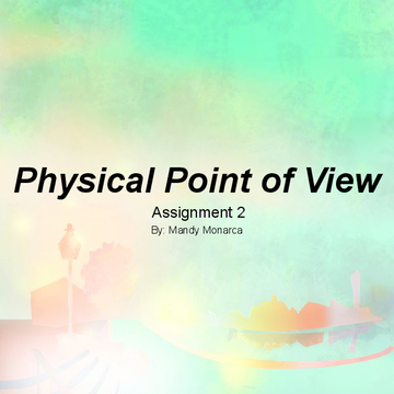 Physical Point of View