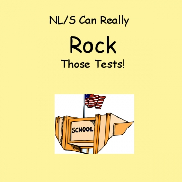 NLS Can Rock Tests