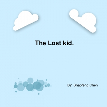 The lost kid