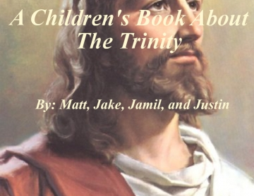 A Children's Book About The Trinity