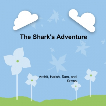 The Shark's Adventure