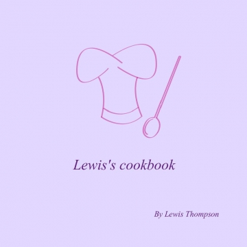Lewis's cookbook