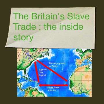 Britain Slave Trade  : the in side story