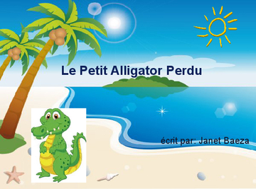 Le petit alligator perdu