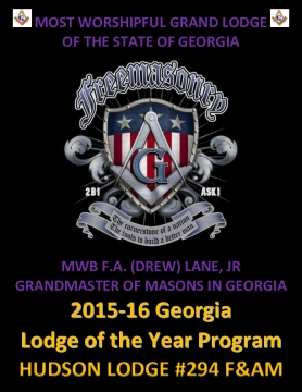 2015-16 Lodge Of The Year