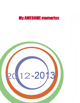 My AWESOME memories