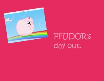 The PFUDOR's day out