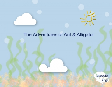 ABC Adventure of Ant & Alligator