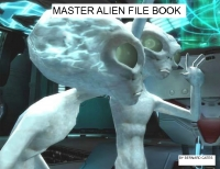 Master Alien File Book