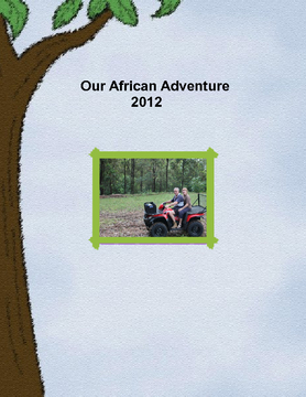 Our African Adventure 2012
