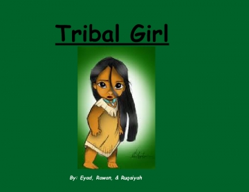 In the Life of a Tribal Girl