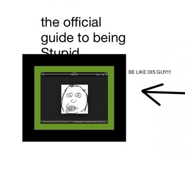 The official guide to being Stupid
