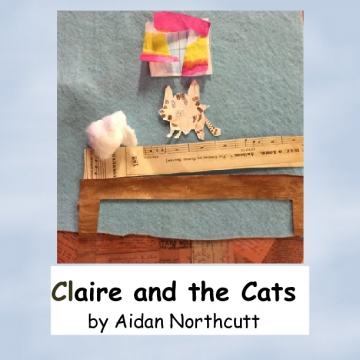 Claire and the Cat's