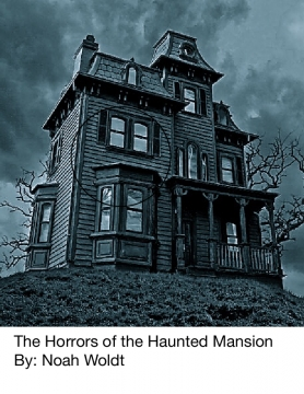 The Horrors of The Haunted Mansion