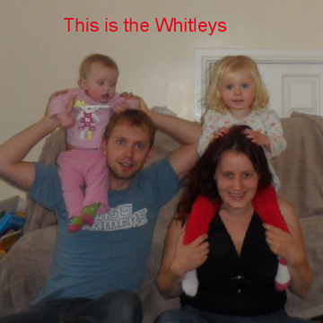 This is the Whitley's