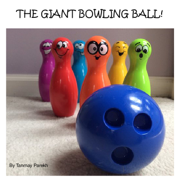 The Giant Bowling Ball !