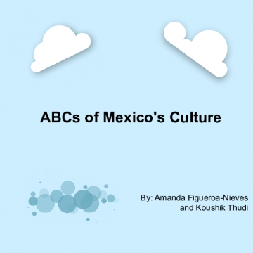 ABCs of Mexico's Culture