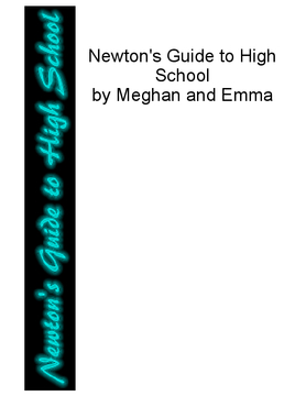 Newton's Guide to High School