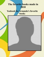 Yearbook for Arnando's favorite books