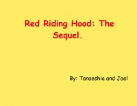 Red Riding Hood : The Sequel