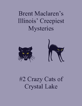 Brent Mac Laren's Illinois' Creepiest Mysteries