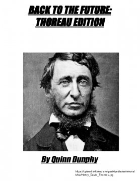 Back to the Future: Thoreau Edition