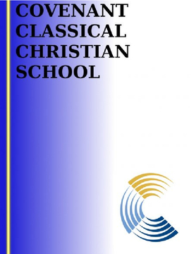 2010-2011 Covenant Classical Christian School