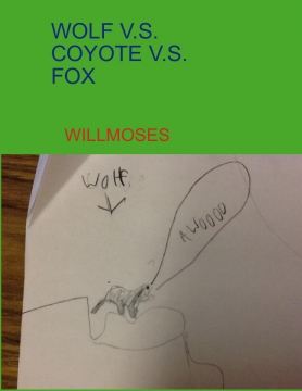 Wolf vs Coyote vs Fox