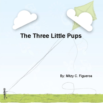 The Three Little Pups
