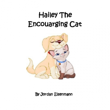 Hailey The Encouraging Cat