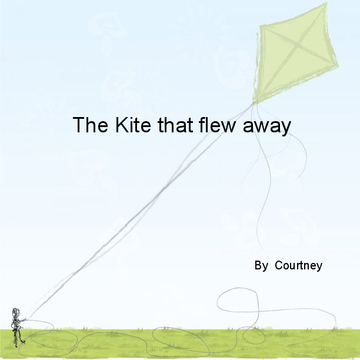 The kite who flew away