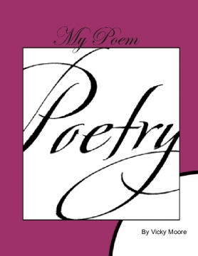 Vicky's poetry book