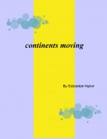 continents moving