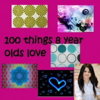 100 things 8 -13 year olds like