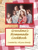 Grandma's Homemade Cookbook