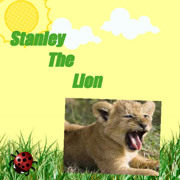 Stanley The Lion