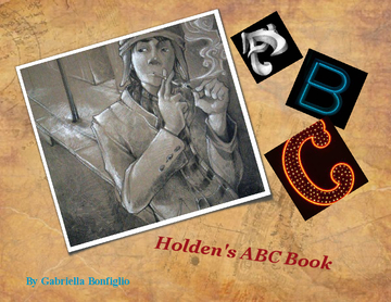 Holden's ABC Book