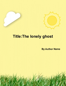 The lonely ghost