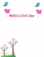 Mollie's First Day