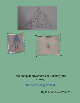 the penguin tales of craesy and 06timmy