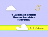 15 Essetials for a Third Grade Classroom