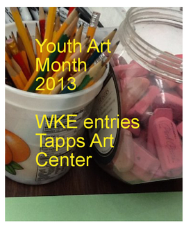 Youth art month 2013