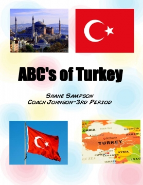ABC's of Turkey