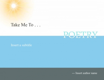 CI379 Poetry Book